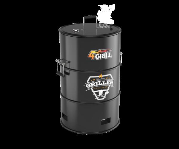 BATAVIA 4GRILL 4 az 1-ben kerti grill